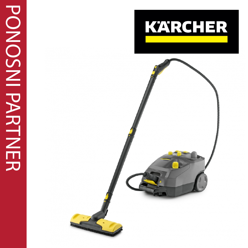 Šestinske pralje - Powered by Kaercher
