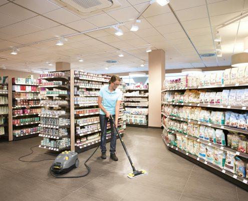 servis za čišćenje